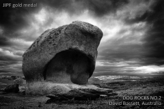 4th_B-03JIPFG-David Bassett-Australia-DOG ROCKS NO.2